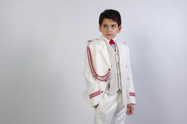 traje de comunión Izan