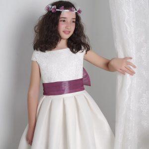 Vestido de comunión Lucia