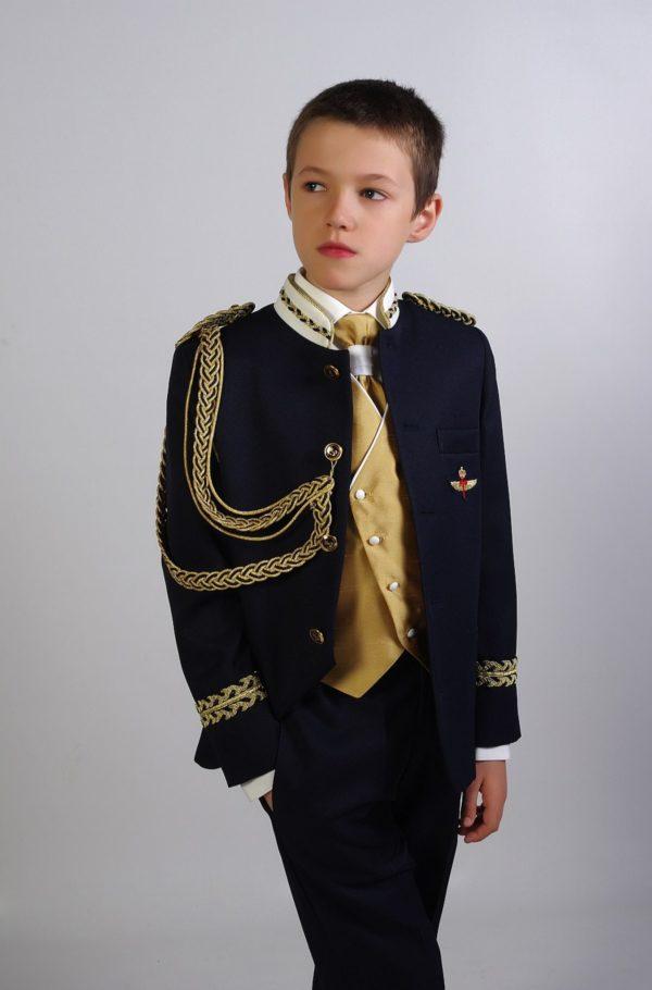 traje de comunión Marcos