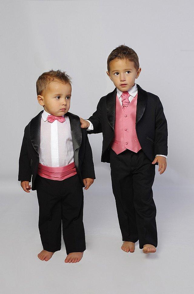 trajes de fiesta niño