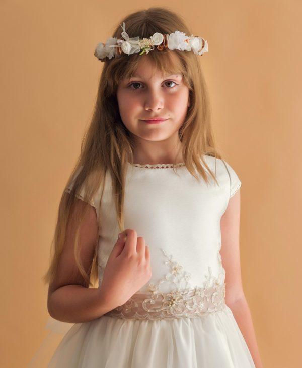 vestido de comunión Paule