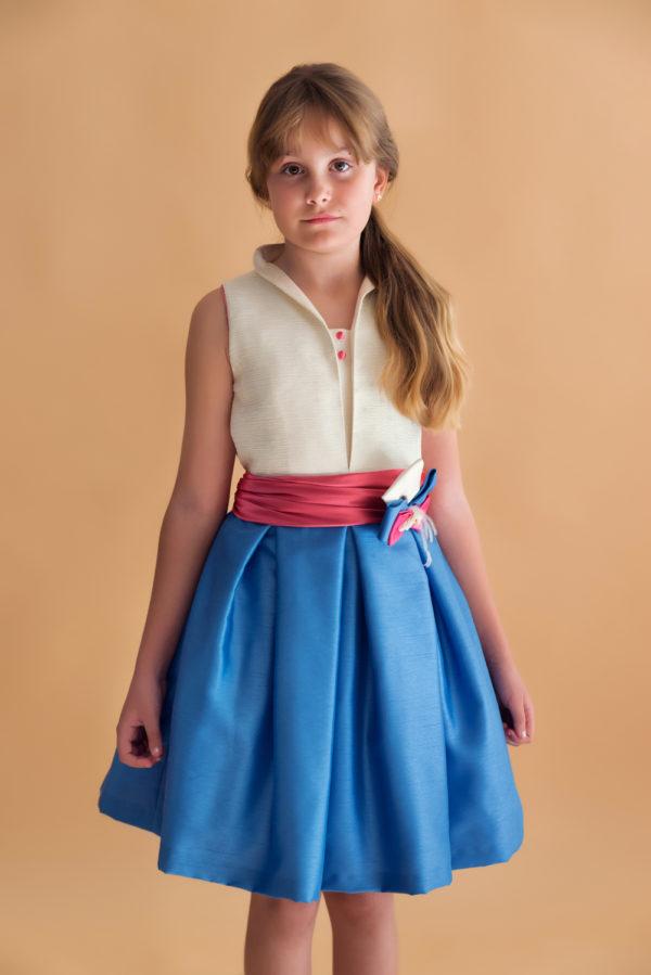 vestido de arras Celia