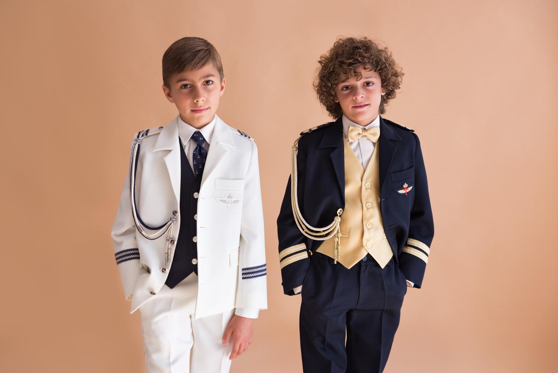trajes de comunión Almirante