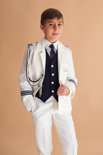 traje de comunión Agosti