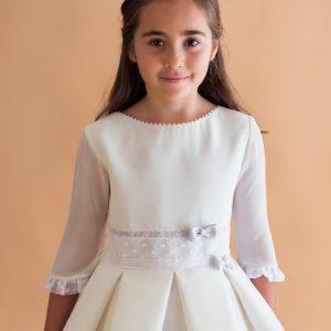 Vestido de comunión Tala