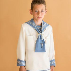 traje de comunión Damaso