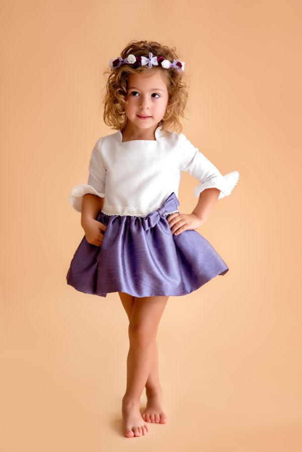 vestido de arras Cecilia