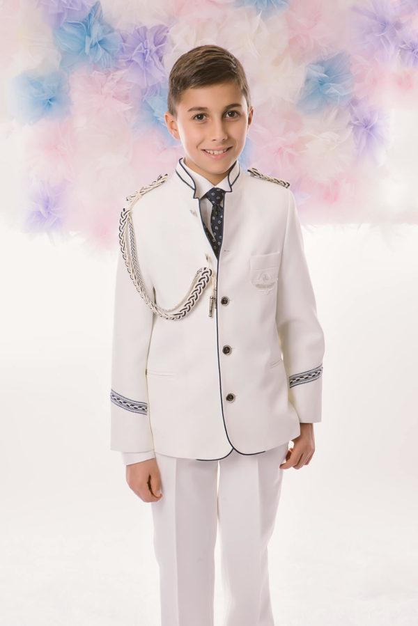 traje de comunión Almirante Adei