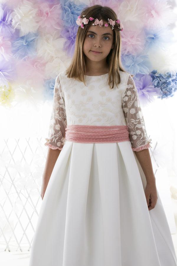 Vestido de comunión Amabel