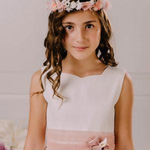 vestido de comunión Laida