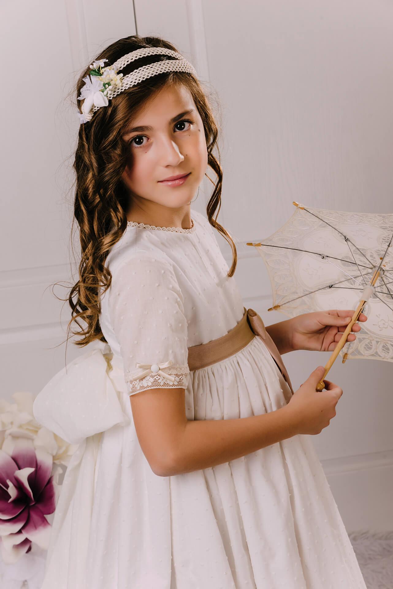 Vestido de comunión Irune