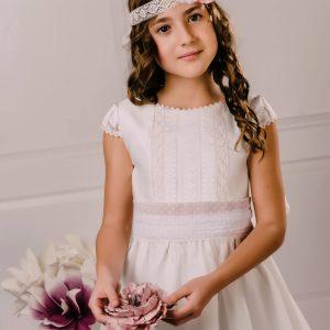 vestido de comunión Adeline