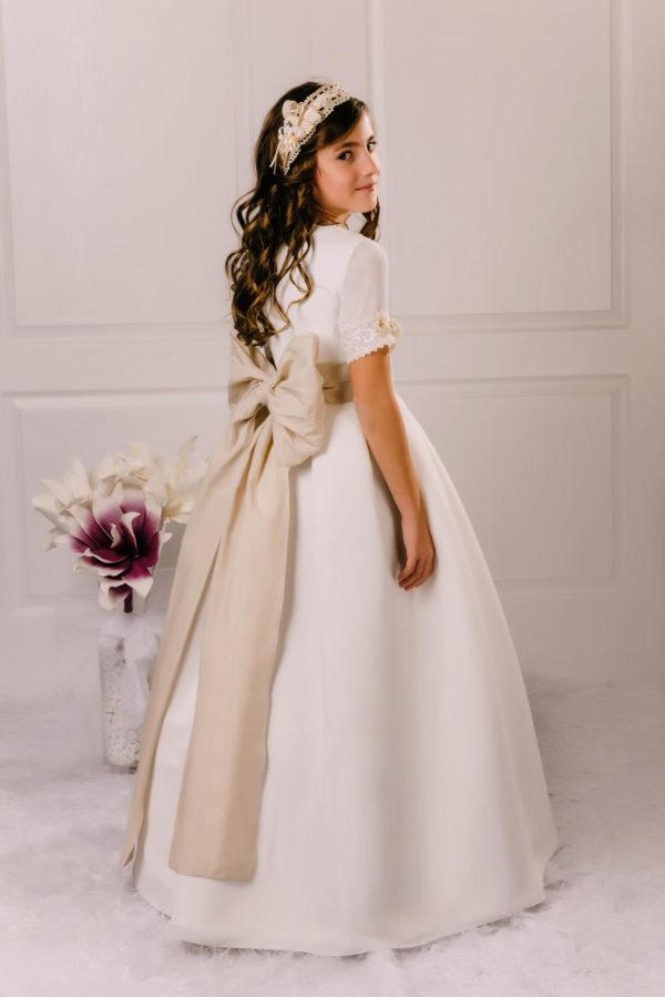 vestido de comunión Caterina