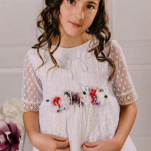 vestido de comunión Aline