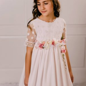 vestido de comunión Anastasia