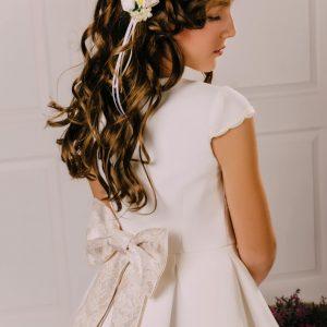 vestido de comunión Gracia
