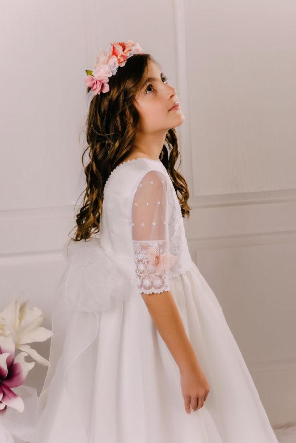 vestido de comunión Olivia