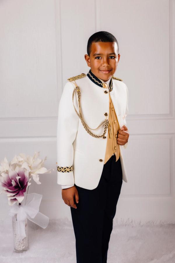 traje de comunión Almirante Agus