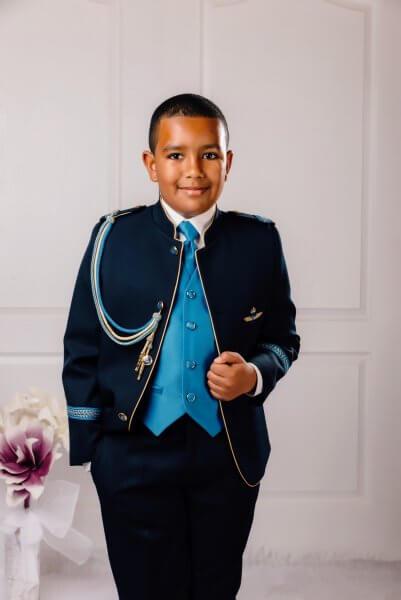 traje de comunión Almirante Fran