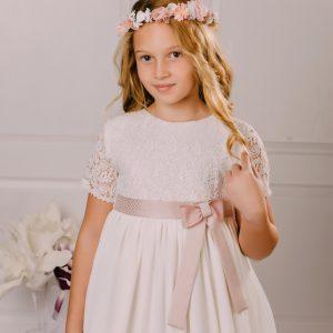 vestido de comunión Yulia