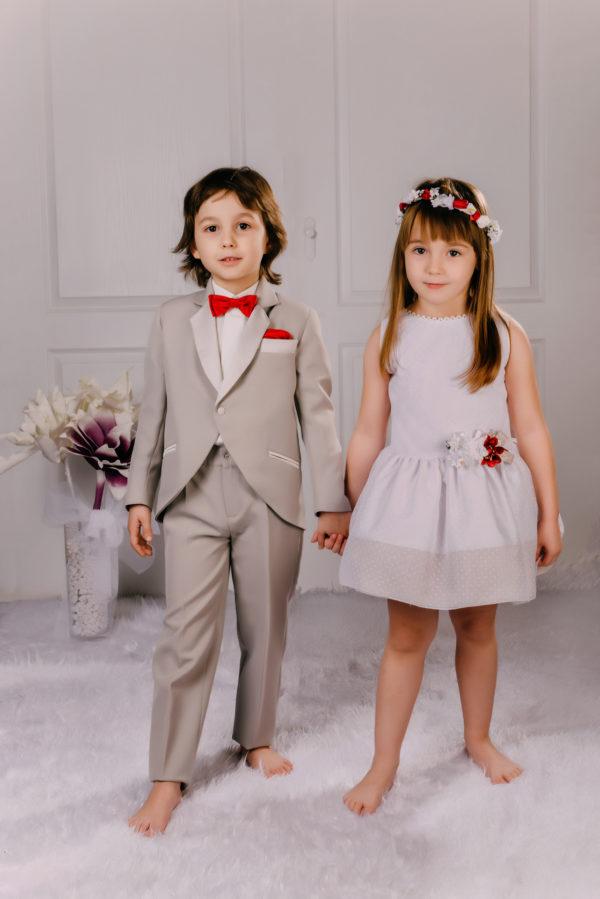Vestido de arras blanco Ellen