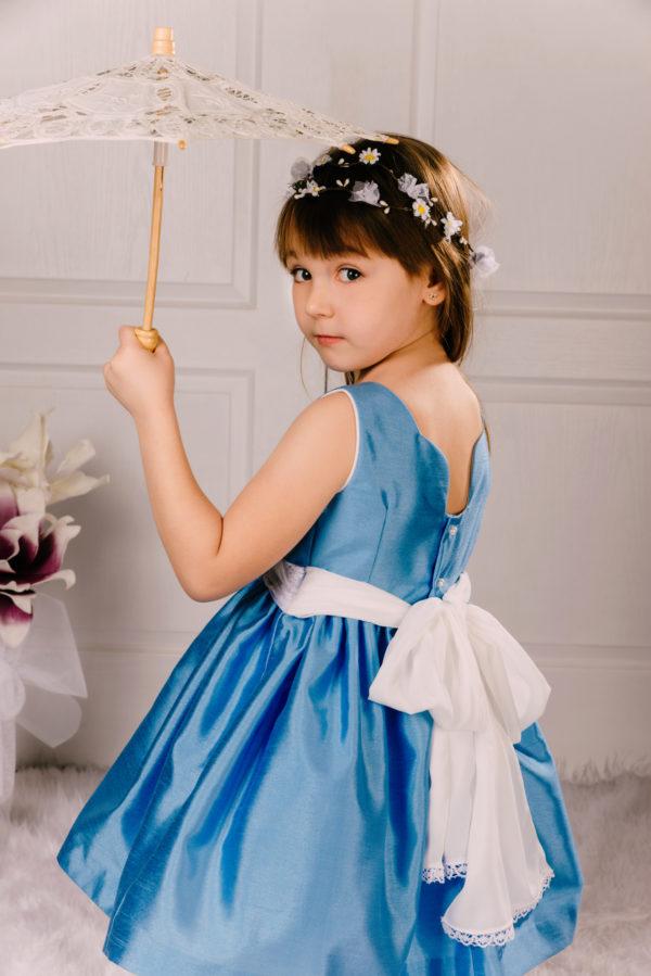 vestido de arras jareta Eneka