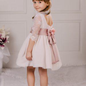 Vestido de arras seda Chloe