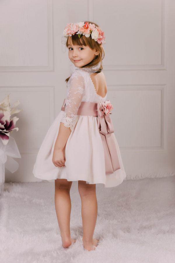 zapatillas venta barata del reino unido talla 40 Vestido de arras seda Chloe