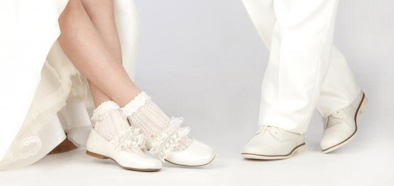 Tendencias en zapatos de comunión