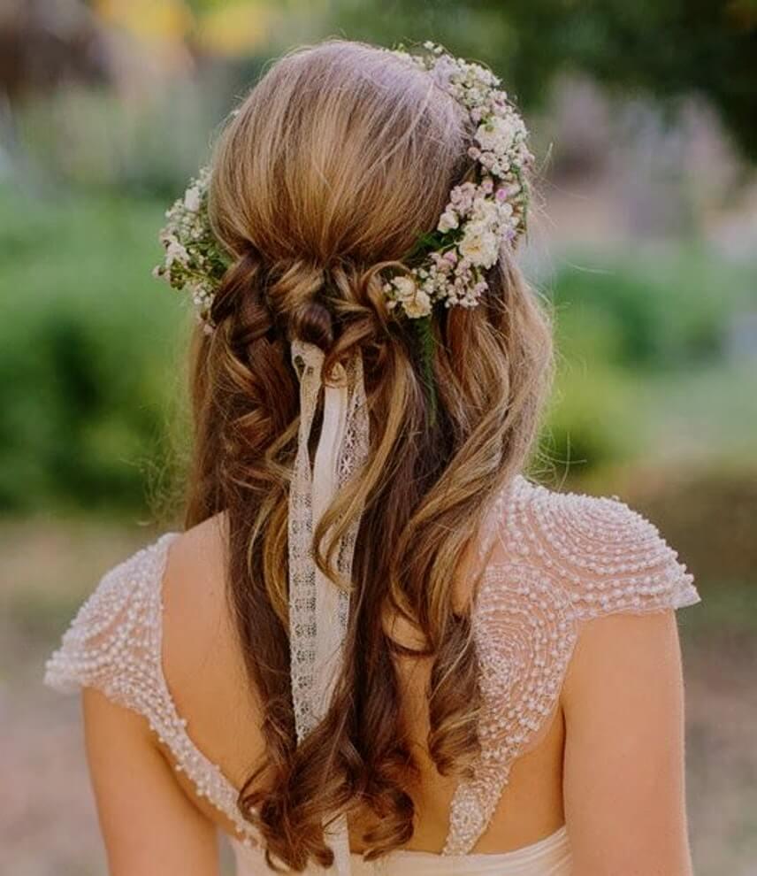 Formas modernas de peinados comunión Fotos de los cortes de pelo de las tendencias - Ultimas tendencias peinados de comunión   Todoceremonia