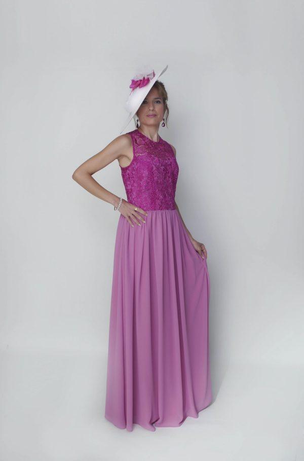 Idara vestido invitada a fiesta