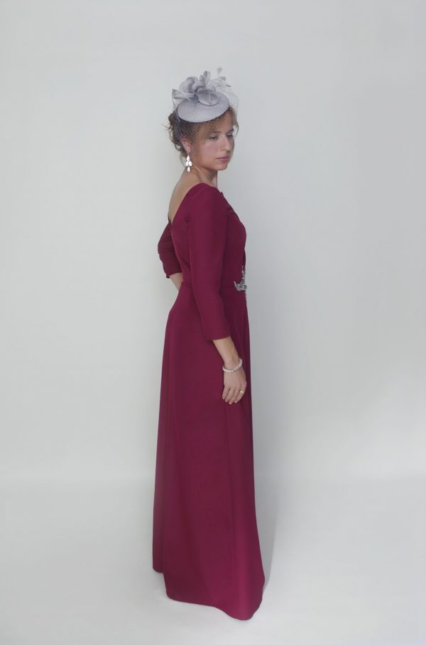 Vestido para madrina Sabina