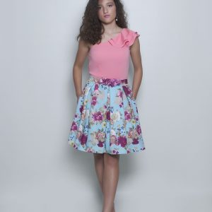 Conjunto blusa Paulet y falda Luzz