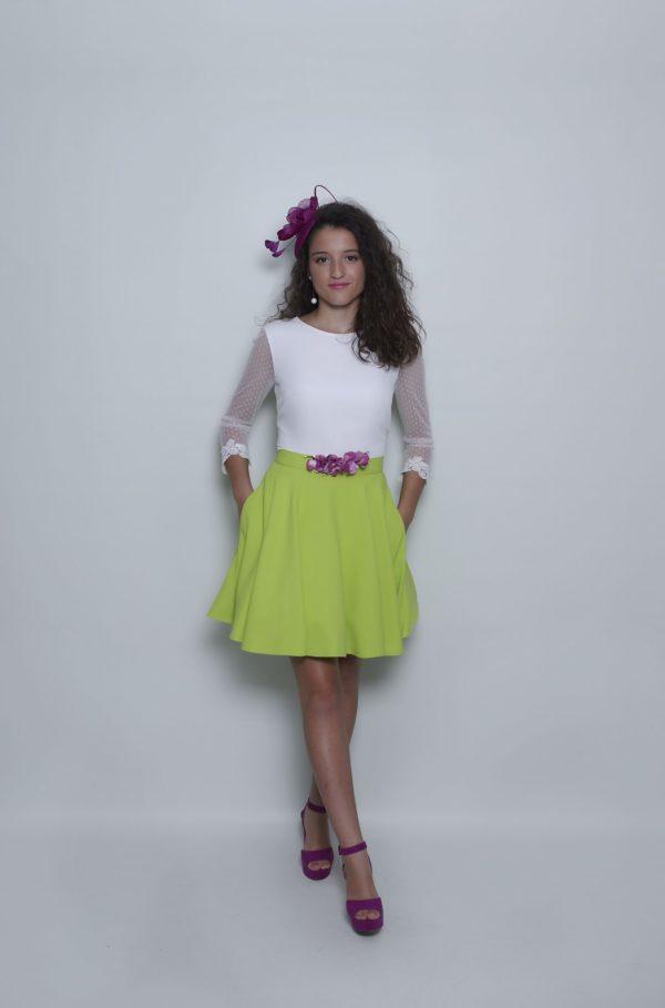 Falda Amelie