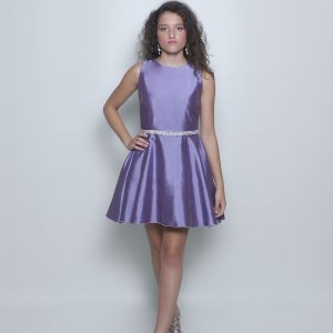 Odette vestido corto invitada