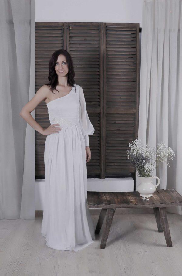Vestido de novia Martia
