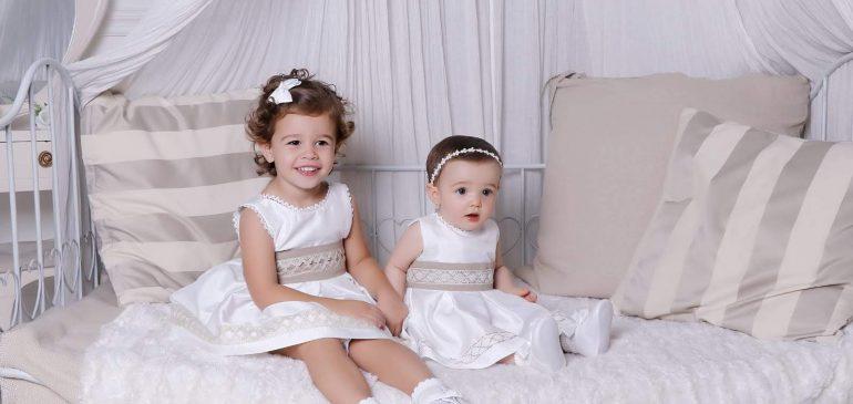 ¿ Cómo elegir tu vestido de bautizo ideal?