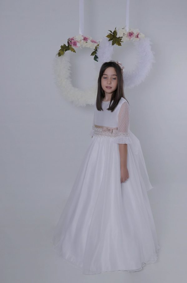 Vestido de comunión Chiara