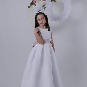 Berta vestido de primera comunión