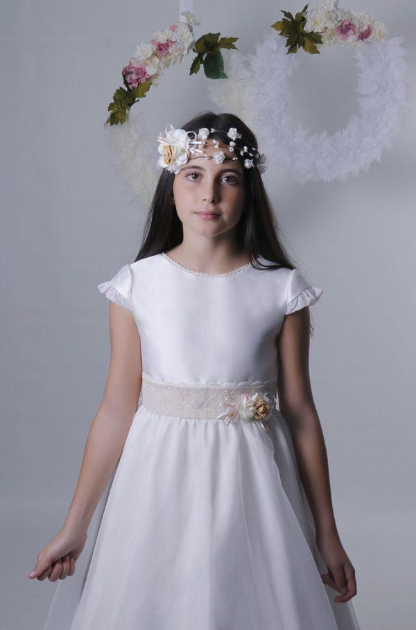 Vestido comunión 2020 Onelia