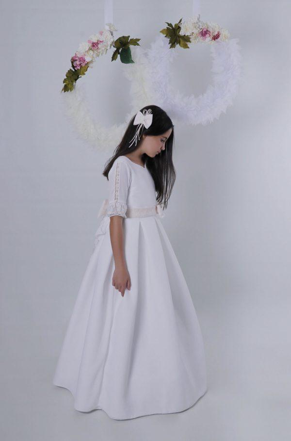 Vestido gasa comunión