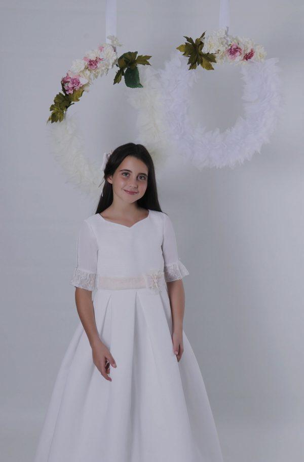 Vestido comunión encaje