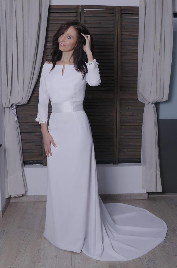 Zala vestido novia