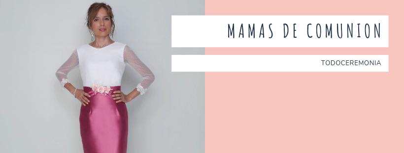 Mamas de comunion
