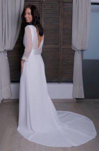 Vestido novia Ina