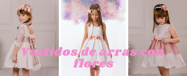 ¡ Sí al vestido de arras con flores!