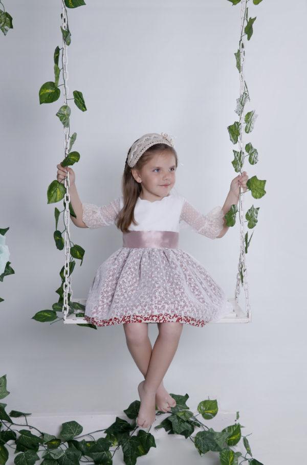Atenea vestido fiesta niña