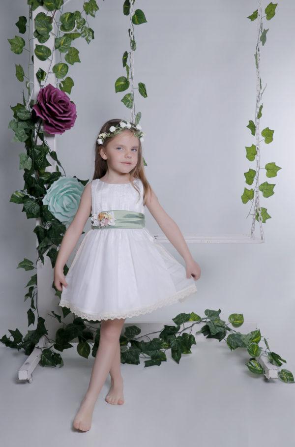 Hera vestido niña arras