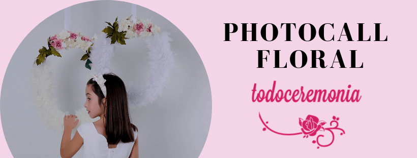 Photocall floral