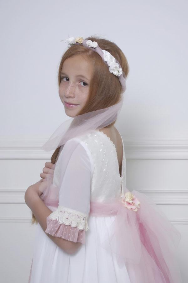 vestido primera comunion para niña